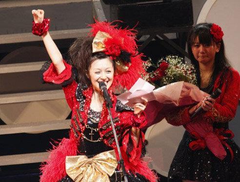 Koharu Kusumi Graduation 02